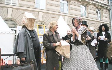 Яблочно-книжный фестиваль «Антоновские яблоки» перенесён, вместо него ожидается театрально-праздничный нон-стоп