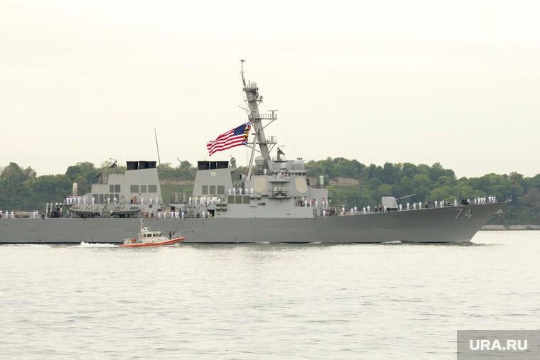 Флоту США предрекли поражение в войне с Россией