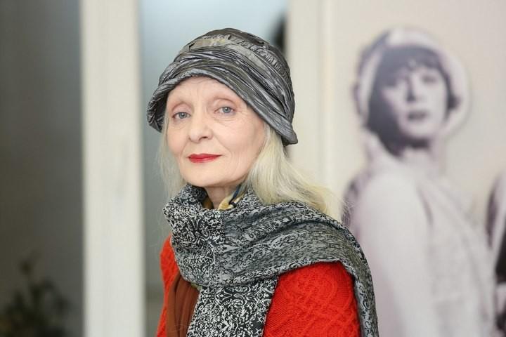 63-летняя Валентина Ясень стала моделью года по версии журнала Glamour