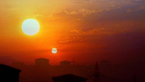 Планета Нибиру отсрочила конец света (ВИДЕО)
