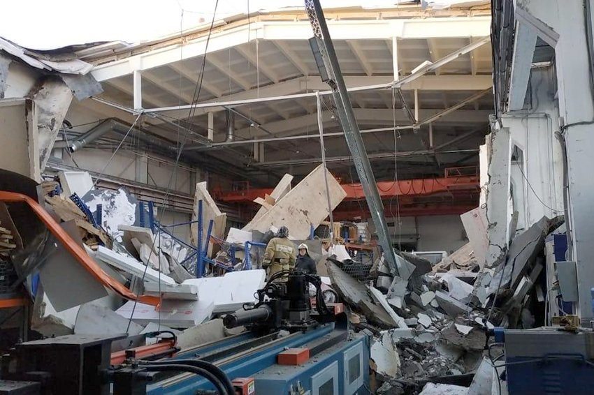 Названа причина обрушения здания в Дзержинске, что говорит следствие