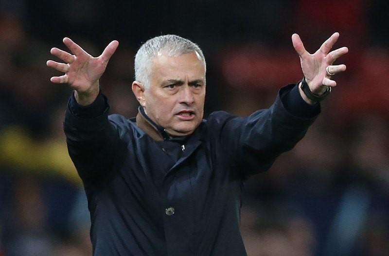 Моуриньо уволен с поста главного тренера «Манчестер Юнайтед»