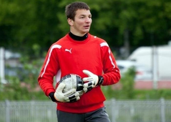 Вратарь «Витебска» Андрей Щербаков погиб в автокатастрофе вместе с супругой и 6-летним сыном