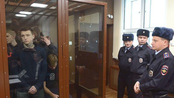 По делу Кокорина и Мамаева Суд вынес решение
