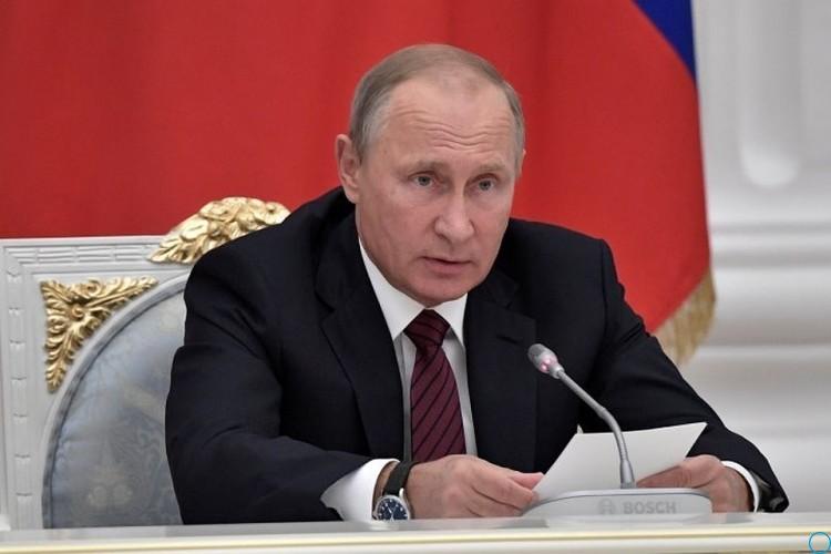 20 декабря 2018 пресс-конференция Путина: смотреть онлайн, по какому каналу, сколько будет длиться