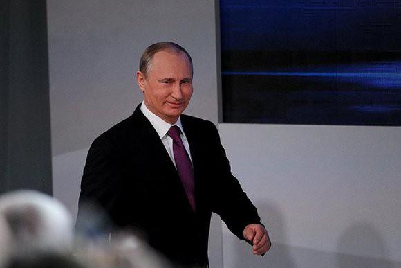 Пресс-конференция Владимира Путина 20 декабря 2018: прямая онлайн трансляция, где смотреть, задать вопрос президенту, прямой эфир Россия 24