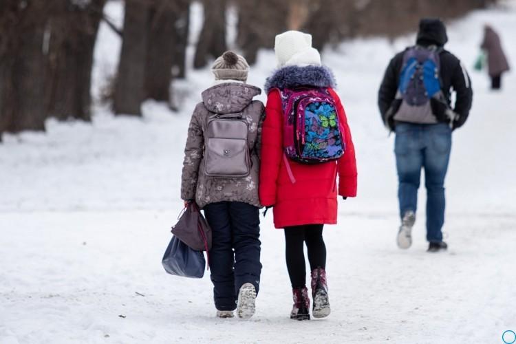 Челябинск 24 и 25 декабря отмена занятий в школе, актировка, учимся или нет