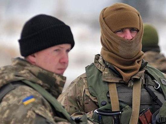 На Украине военные разгромили базу отдыха на границе с Крымом