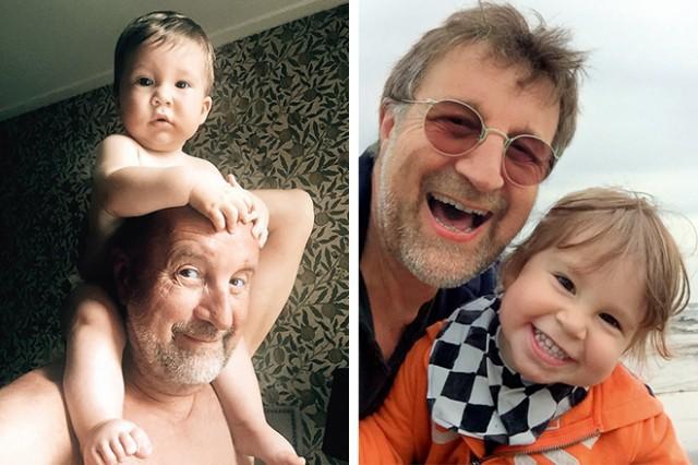 Леонид Ярмольник Википедия: старается посвящать любимым внукам все свободное время