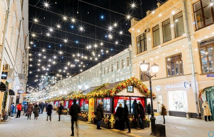 Куда пойти на Новый год 2019 в Москве: список мероприятий, афиша, парки, катки