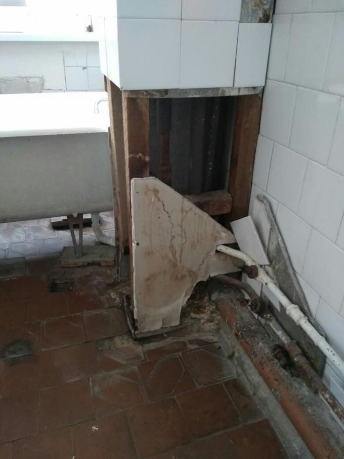 Пациентка пожаловалась на условия в больнице Красноярска