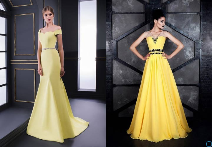 Платье на Новый год 2019: цвет платья для Нового года 2019 — модные фасоны, фото