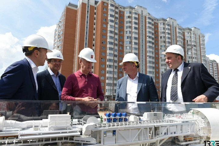 Открытие станции метро Некрасовка 29 декабря 2018