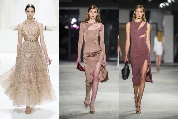 Наряд на Новый год 2019: в платье какого цвета встречать Свиньи 2019, рекомендации по гороскопу