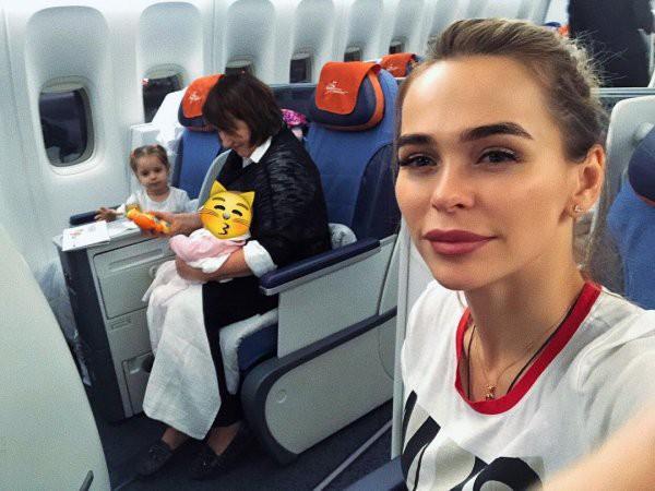 Настасья Самбурская: назвала резиновым ребёнка Хилькевич, что ответила Хилькевич
