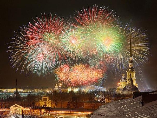 Новый 2019 Год в Петербурге: программа празднования — программа мероприятий, афиша