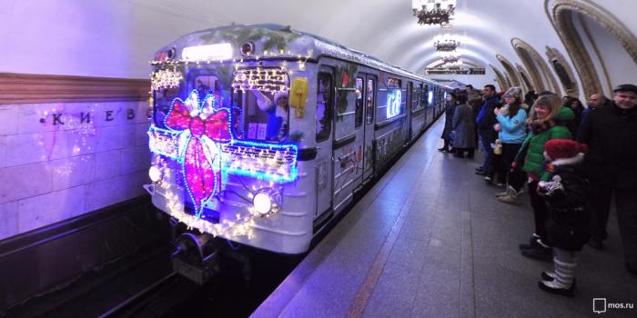 Как работает метро в Москве 31 декабря и 1 января на Новый год 2019