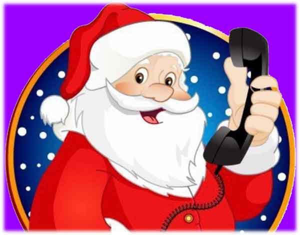 Бесплатный номер Деда Мороза 2019 МТС, позвонить Деду Морозу 2019: номера
