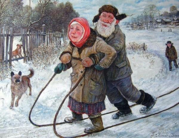 Поздравление с Новым годом 2019 пенсионерам — поздравление с Новым годом пожилым людям: стихи, проза, смс