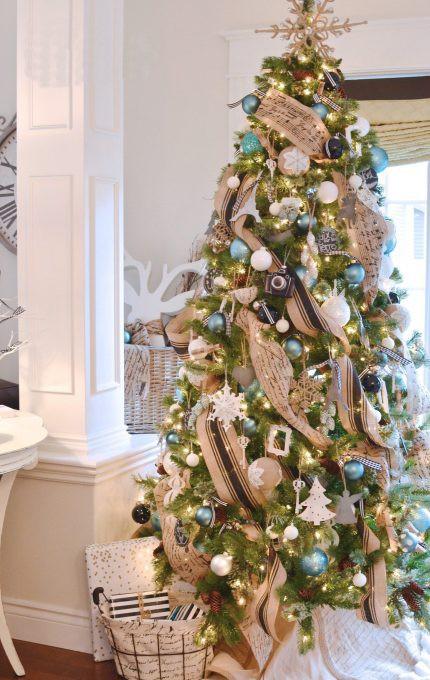 Как украсить елку в 2019 год свиньи, идеи красивого новогоднего оформления