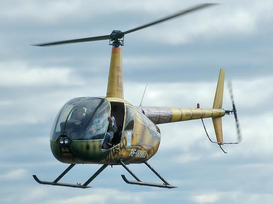 Опубликовано видео с места крушения вертолета в Улан-Удэ: 4 погибших