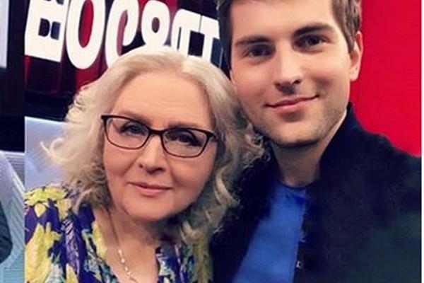 Уехавшая из России бывшая жена Джигарханяна заявила о себе