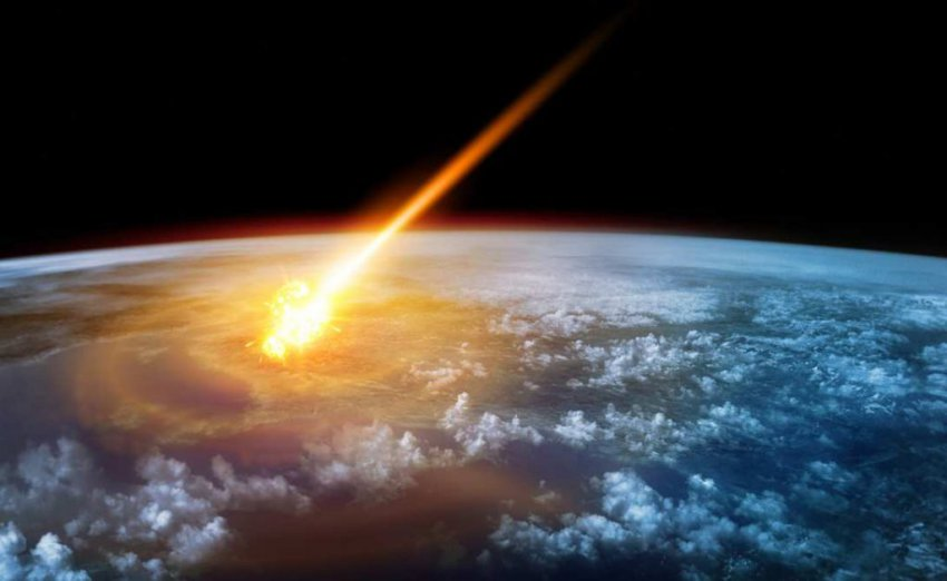 Вместо Нибиру на Землю падают астероиды: видео 16 декабря наводит ужас в Сети