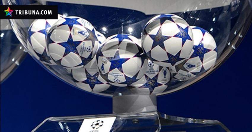 Жеребьевка Лиги Чемпионов 1/8 финала сегодня 17 декабря 2018: где и во сколько смотреть, прямая онлайн трансляция