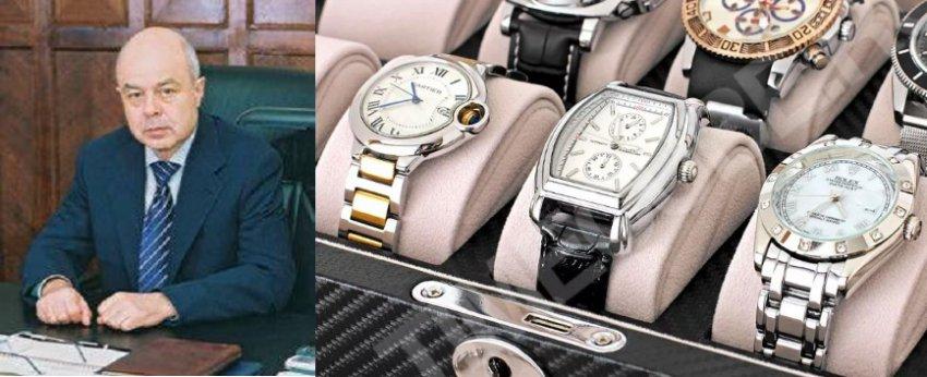 У московского пенсионера украли часы за 8,5 миллионов рублей