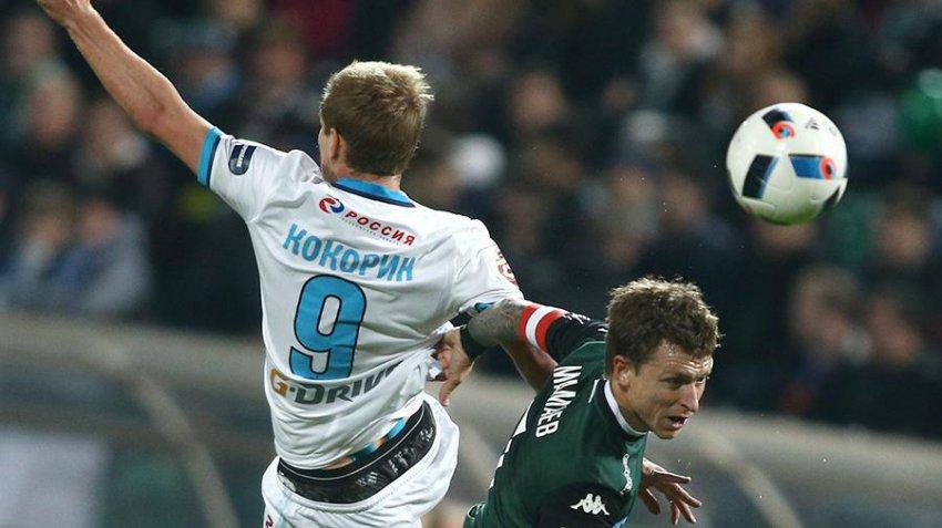 О пользе Кокорина и Мамаева на футбольном поле рассказал Аршавин