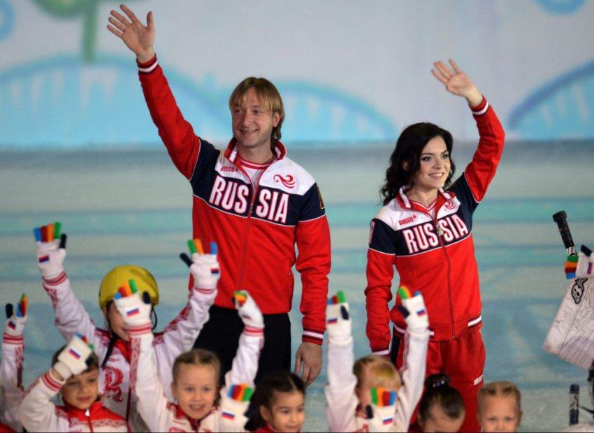 Плющенко посоветовал Сотниковой уйти из спорта