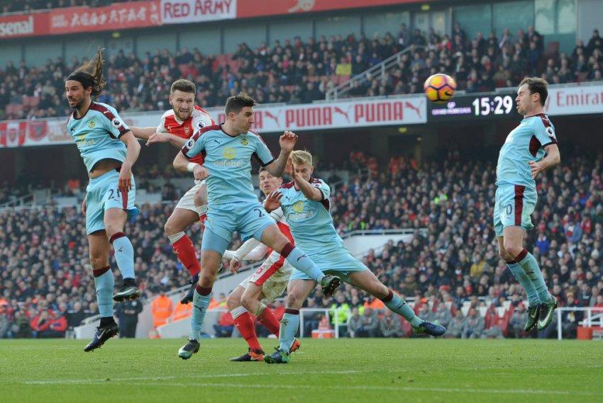 Матч Арсенал — Бернли 22.12.2018 в 15:30 (МСК) открывает очередной тур АПЛ, где смотреть матч