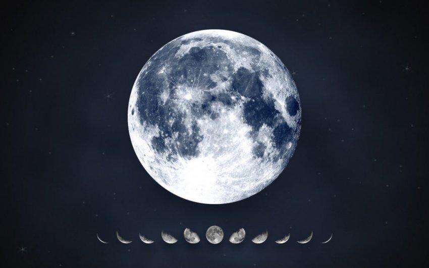 Лунный календарь сегодня. Луна 24 декабря 2018 — растущая или убывающая луна, какая фаза сегодня