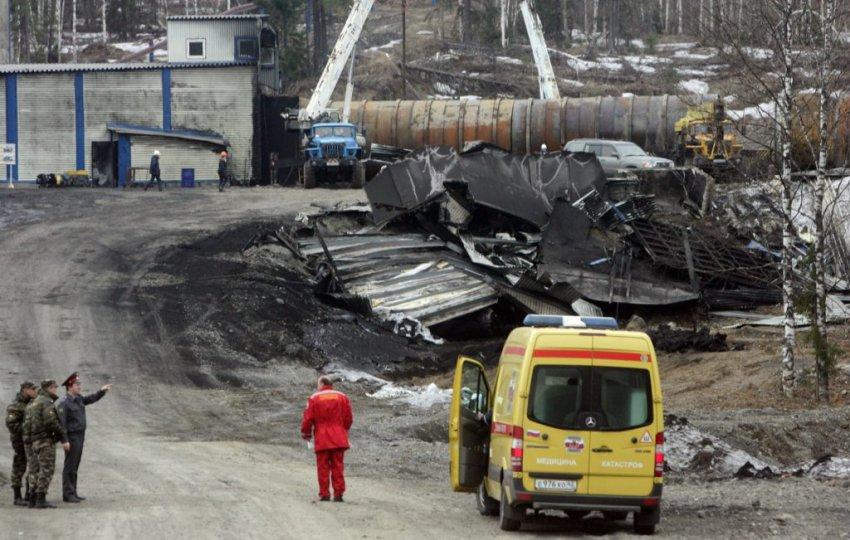 В пожаре на шахте в Соликамске 9 человек погибло — подробности, видео