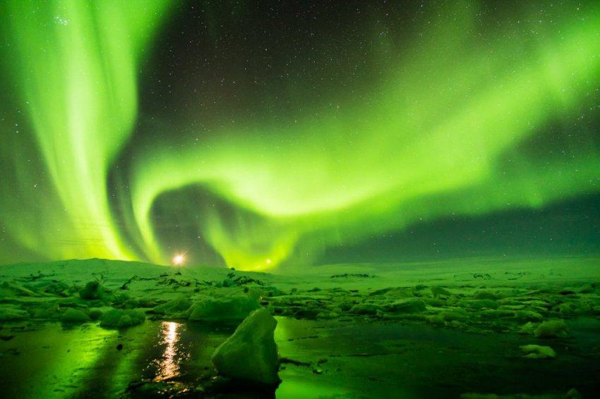 Где в России можно реально увидеть северное сияние в 2019 году, когда посмотреть в январе