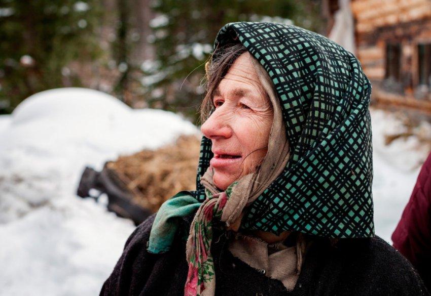 Как жизнь у самой известной отшельницы в России Агафьи Лыковой