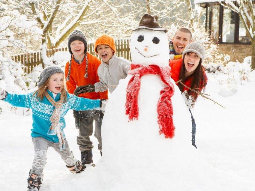 Новогодние праздники 2018-2019 совпадают с зимними школьными каникулами