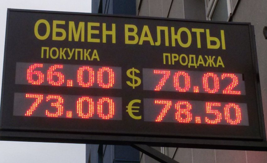Курс доллара на 24 декабря 2018 ЦБ РФ: официальный прогноз, график, что будет с рублём и долларом в декабре 2018