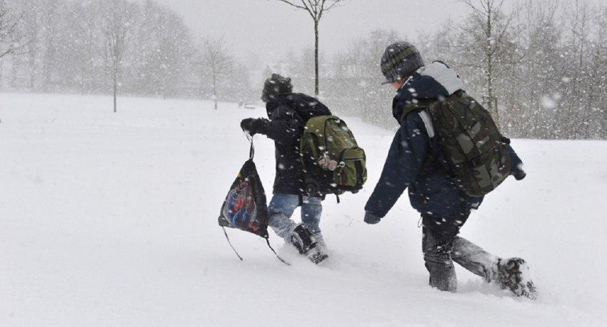 Отмена занятий в школах Челябинск декабрь 2018: отменили или нет, когда отменят, температура воздуха