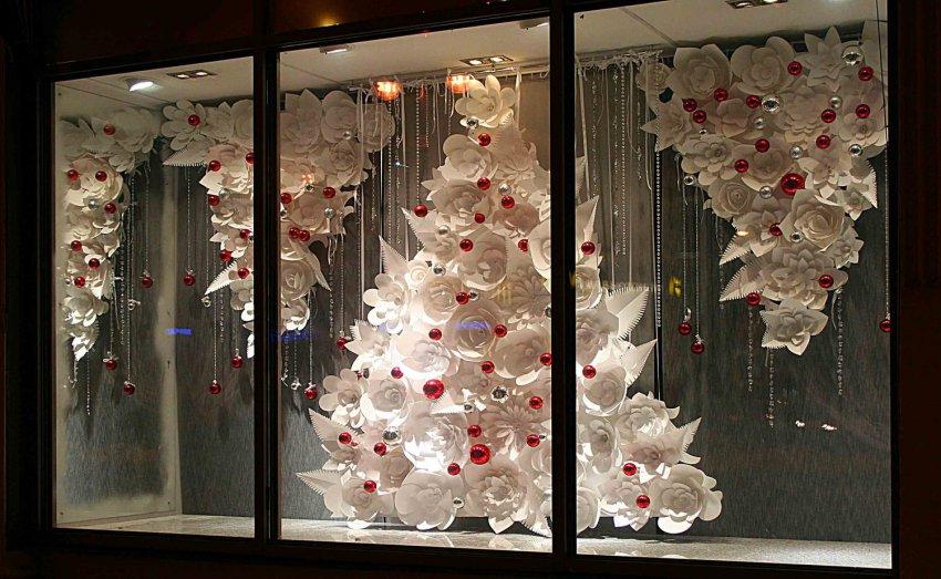 Как красиво украсить квартиру к Новому году 2019 своими руками