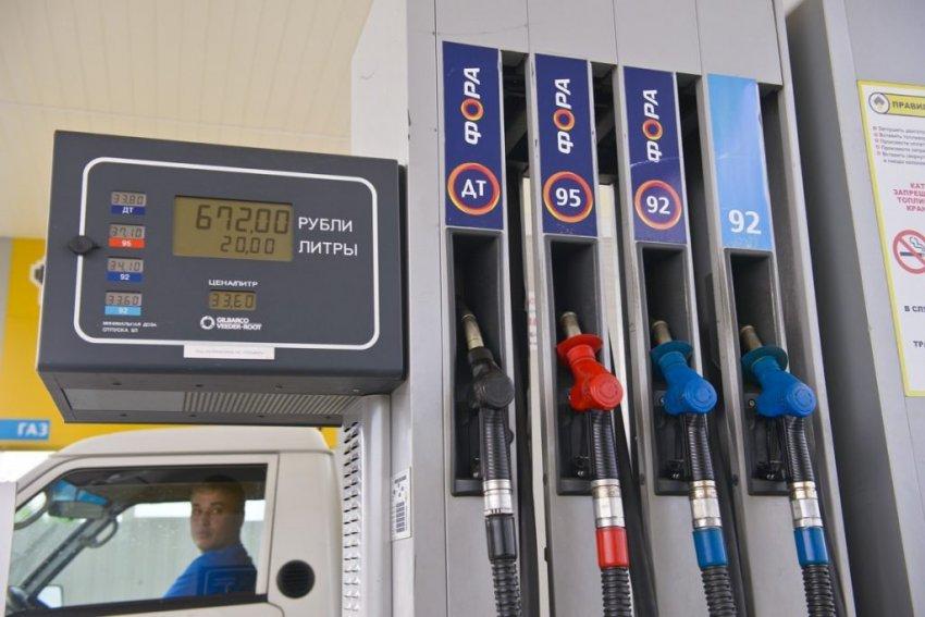 25 декабря 2018 акция автомобилистов против повышения цен на бензин