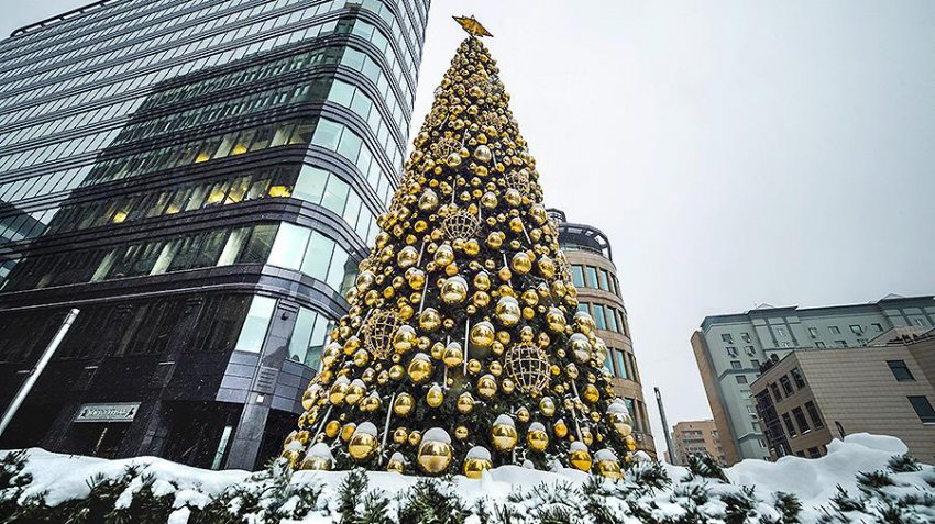 Погода в Москве сегодня 25 декабря 2018: засыпает снегом