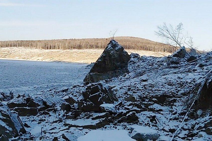 Метеорит в Бурейском водохранилище, правда или нет, что говорят ученые