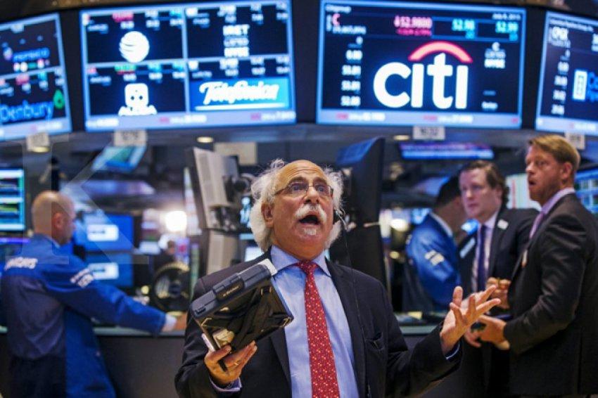 Фондовые рынки США обвалились, намечается острый кризис в 2019 году