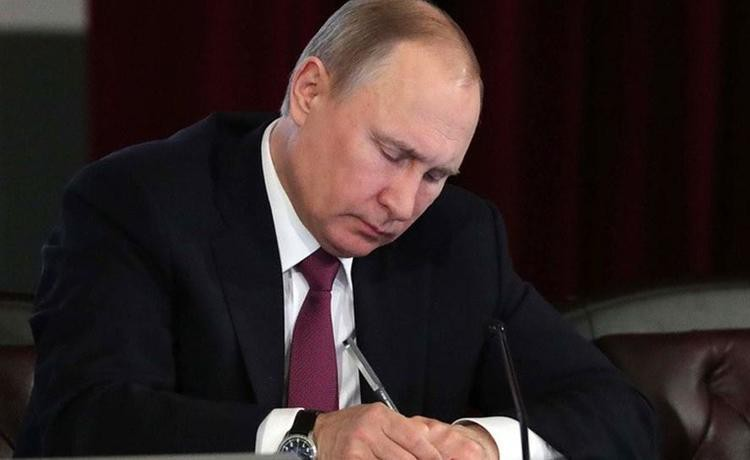 Путин подписал закон о праве предпенсионеров на долю наследства