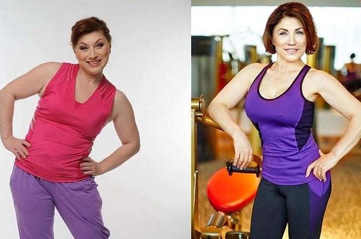 Роза Сябитова рассказала, как похудеть без диет при помощи снега