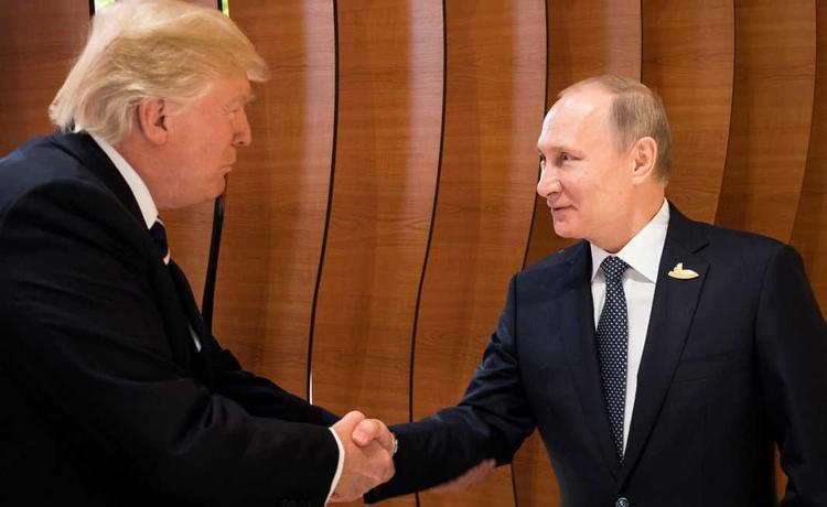 Дмитрий Песков рассказал о «заговоре» Путина и Трампа