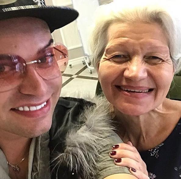 Пожилая жена Гогена Солнцева хочет сделать еще одну пластическую операцию