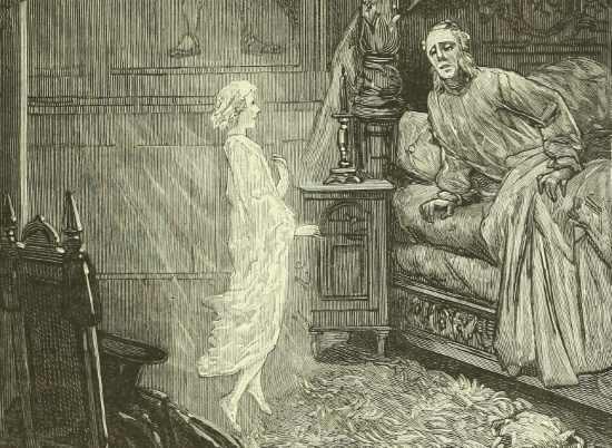 Любопытный феномен сияющих мальчиков-призраков