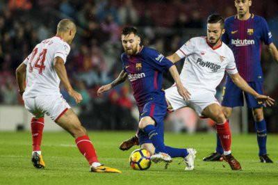 Кубок Испании «Севилья» – «Барселона» 23 января: анонс и прогноз